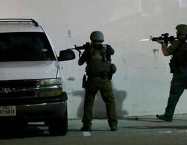 Cảnh sát Mỹ lần đầu dùng robot để tiêu diệt nghi phạm bắn tỉa