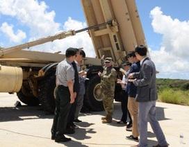 """Quân đội Mỹ lần đầu """"khoe"""" căn cứ tên lửa THAAD với truyền thông nước ngoài"""
