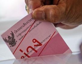 Người Thái đi bỏ phiếu trong trưng cầu dân ý về hiến pháp mới