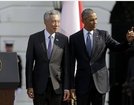 Trung Quốc lớn tiếng cảnh báo Singapore về vấn đề Biển Đông