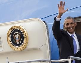 """Những vấn đề """"gai góc"""" trong chuyến công du châu Á cuối cùng của ông Obama"""
