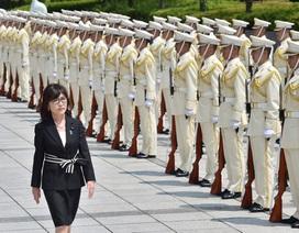 Tân Bộ trưởng Quốc phòng Nhật Bản sắp thăm Mỹ