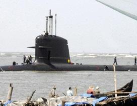 Ấn Độ hủy kế hoạch mua thêm 3 tàu ngầm Pháp sau vụ rò rỉ gây chấn động
