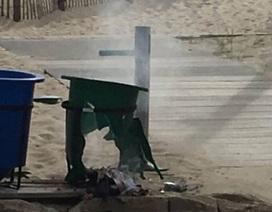 Bom ống phát nổ ngay trước cuộc thi chạy ở Mỹ