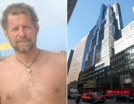 Rơi từ nóc tòa nhà 48 tầng ở New York, kiến trúc sư Mỹ tử vong