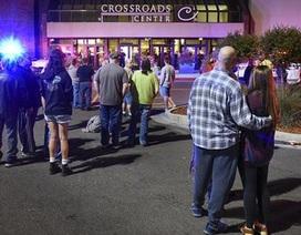 Cảnh sát Mỹ tiêu diệt kẻ dùng dao đâm 8 người giữa trung tâm mua sắm