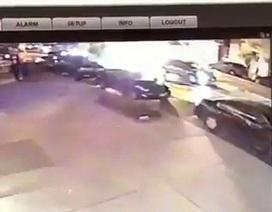 Khoảnh khắc xảy ra nổ lớn giữa trung tâm New York