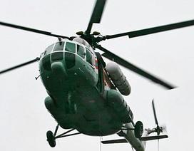 Trực thăng Nga rơi gần Moscow, toàn bộ phi hành đoàn mất tích