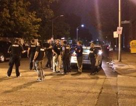 Cảnh sát Mỹ truy lùng 3 tay súng sau vụ tấn công làm 8 người bị thương