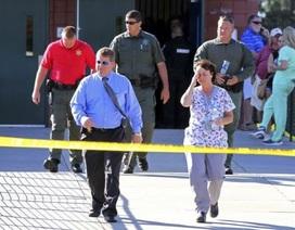 Mỹ: Thiếu niên 14 tuổi bắn chết cha trước khi nổ súng tại trường tiểu học