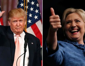 Người ủng hộ ông Trump bức xúc vì báo chí Mỹ ưu ái bà Clinton