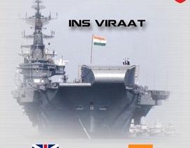 Chuyến hải hành cuối cùng của tàu sân bay huyền thoại của Anh-Ấn
