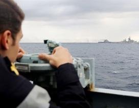 Hạm đội mạnh nhất lịch sử đến Địa Trung Hải làm cảnh?