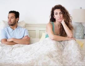 Sau 10 năm chung sống, bỗng mất hứng thú với chồng