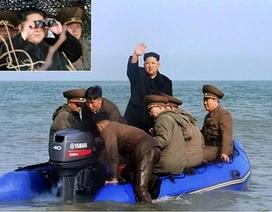 Nhà lãnh đạo Triều Tiên ra thăm các đảo tiền tiêu sát Hàn Quốc