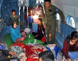 Hơn 3.000 người Myanmar chạy sang Trung Quốc tránh xung đột