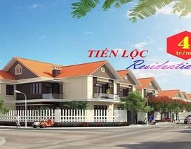 Quà tết trị giá gần 100 triệu tặng khách mua đất nền Tiến Lộc Residence