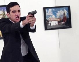 Kẻ sát hại Đại sứ Nga tại Thổ Nhĩ Kỳ mang theo 75 viên đạn