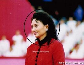 Chân dung người vợ trẻ măng của cựu trùm an ninh Trung Quốc