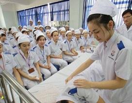Điểm trúng tuyển vào Đại học Y Hà Nội cao nhất 27 điểm