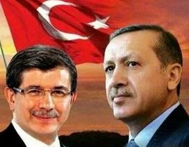 Thủ tướng Davutoglu từ chức: Bước tiến quyền lực mới của Erdogan