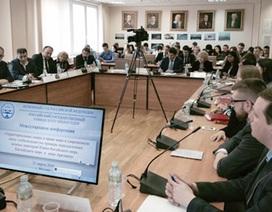 Chủ đề Biển Đông hâm nóng hội thảo khoa học tại Nga