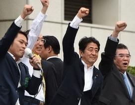 Cử tri Nhật Bản đi bỏ phiếu bầu cử Thượng viện tại 48.000 điểm