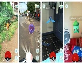 Cẩn trọng với Pokémon Go