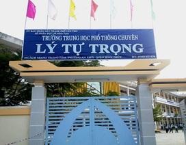 Cần Thơ: Trường THPT Chuyên Lý Tự Trọng thông báo tuyển sinh đầu cấp