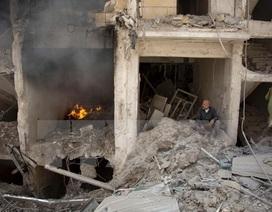 IS giết hại 40 binh sỹ, đẩy quân đội Syria ra khỏi tỉnh Raqqa