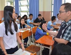 Tình yêu môn Văn nhìn từ khía cạnh người thầy