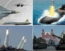 Diện mạo mới của quân đội Nga khiến Mỹ lo sợ