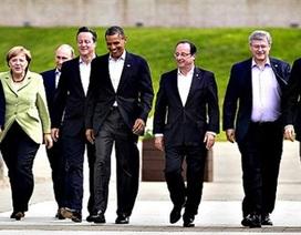 G8 không thiết tha, Nga cũng chẳng mặn mà