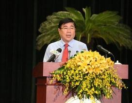 Ông Nguyễn Thành Phong tái đắc cử Chủ tịch UBND TPHCM