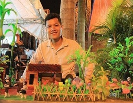 Nghệ nhân tò he Đặng Văn Hậu: Trăn trở bảo tồn nghề cha ông
