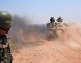 Lực lượng Syria tiêu diệt hơn 100 phiến quân quanh thành phố Aleppo
