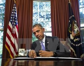 The Washington Times đăng bài về chuyến thăm Việt Nam của ông Obama