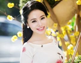 Nữ thạc sỹ xinh đẹp rạng rỡ khoe sắc xuân