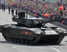 """Xe tăng Armata - """"kiệt tác quân sự"""" của Nga"""