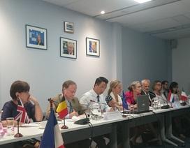 EU cam kết hỗ trợ Việt Nam đối phó với biến đổi khí hậu