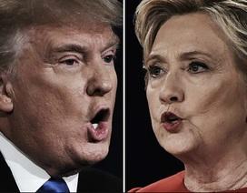 """Xem Clinton - Trump """"đấu khẩu"""" lần cuối"""