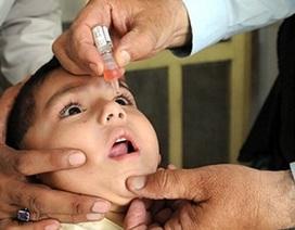 WHO: Các nhà sản xuất vắc-xin bại liệt không sản xuất đủ liều yêu cầu