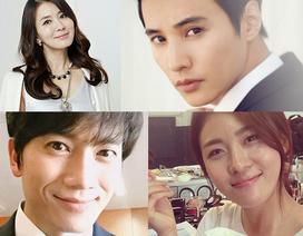 """10 sao Hàn sở hữu """"gương mặt trẻ mãi không già"""""""
