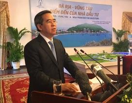 Bà Rịa - Vũng Tàu cần có chính sách đột phá về công nghiệp, cảng biển