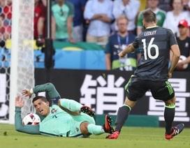 """Joe Ledley: """"Bàn thắng của C.Ronaldo vào lưới Wales là ăn may"""""""