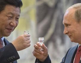 Tổng thống Nga Putin sắp thăm Trung Quốc