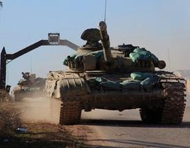 Nga hỗ trợ quân đội Syria chuẩn bị giải phóng Aleppo