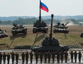 Nga khởi động cuộc tập trận lớn ở Crimea