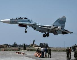 Video các máy bay hiện đại nhất của Nga làm nhiệm vụ ở Syria