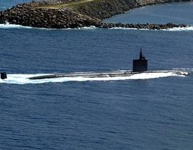 Mỹ triển khai tàu ngầm tấn công tới Hàn Quốc